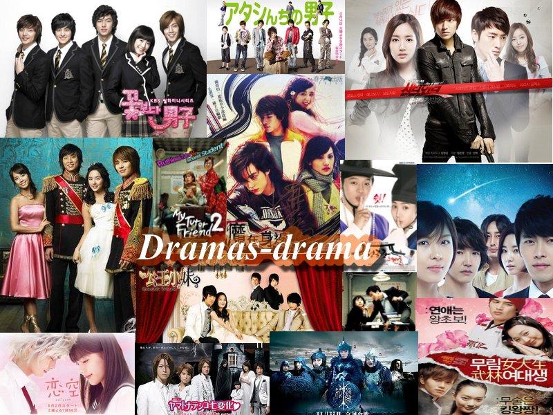 Ici il y aura tous les dramas que j'ai vu ainsi que mes avis, des vidéos etc...