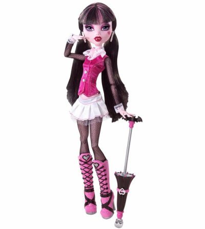 Les Monster High : Basic 1