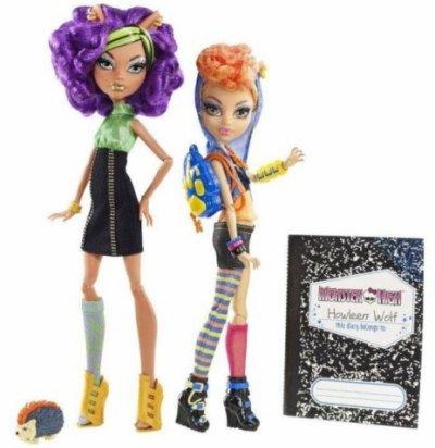 Les Monster High : Basic 3