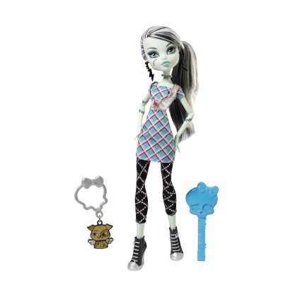 Les Monster High : Day at the maul