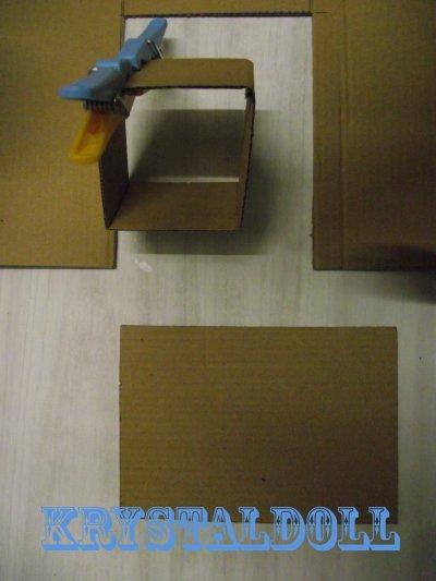 Mes créations : la cheminée et la table basse