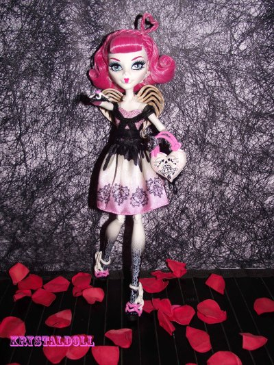 Ma collection Monster High