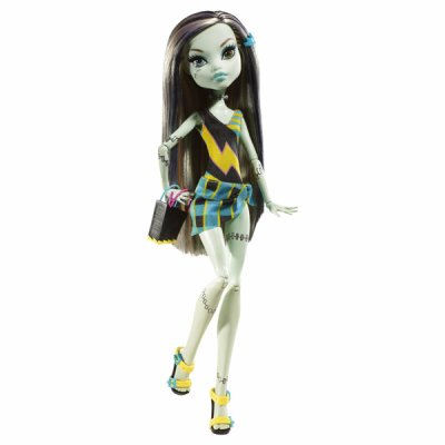 Les Monster High : Gloom beach