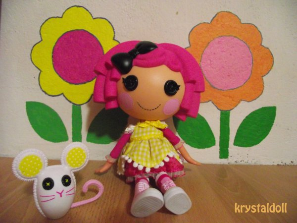 Ma collection de Lalaloopsy