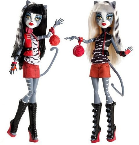 Les Monster High : les futurs sorties Basic