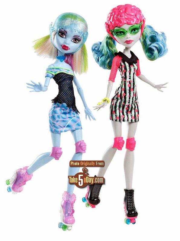 Les Monster High : les sorties récentes