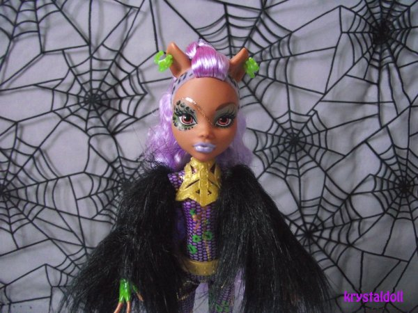 Mes MH : Clawdeen et Cléo Ghouls Rule