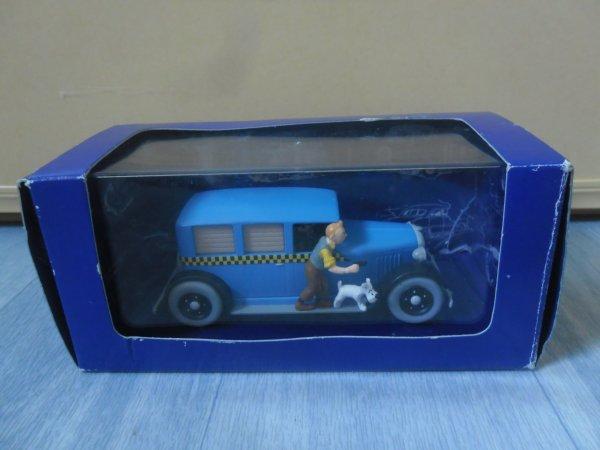 Voitures Tintin