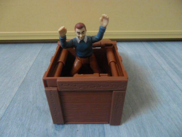 Jeu Mc Donald Tintin