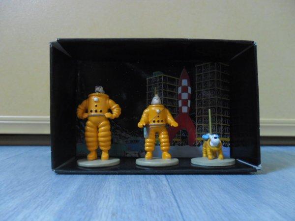 Figurines en plomb