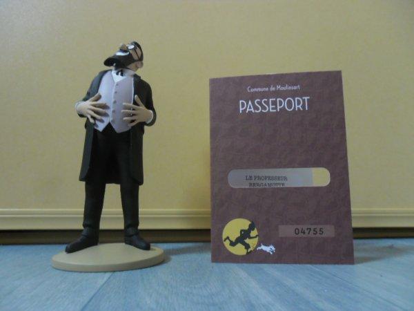 Figurine officielle: Bergamotte Hilare