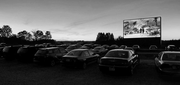 Le Drive-In.