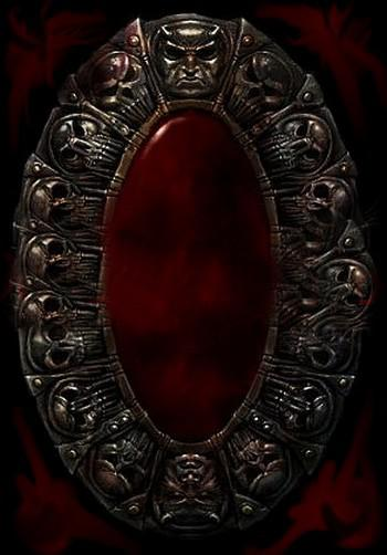 miroir de folie