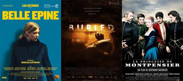 Derniers Films Vus