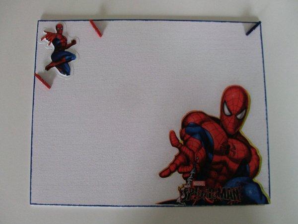 pèle-mêle spider-man