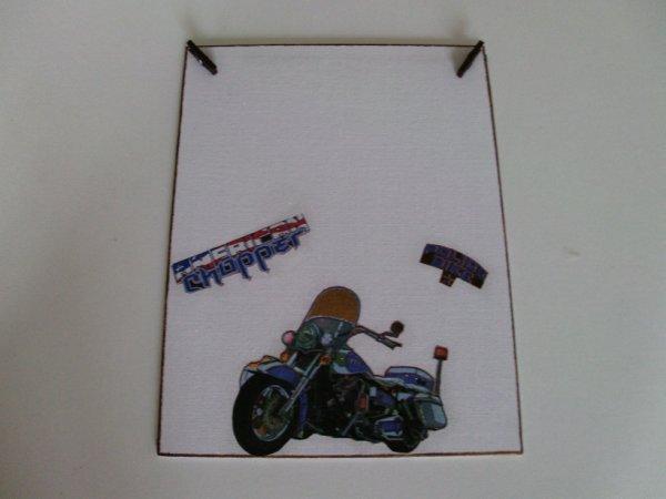 pèle-mêle moto