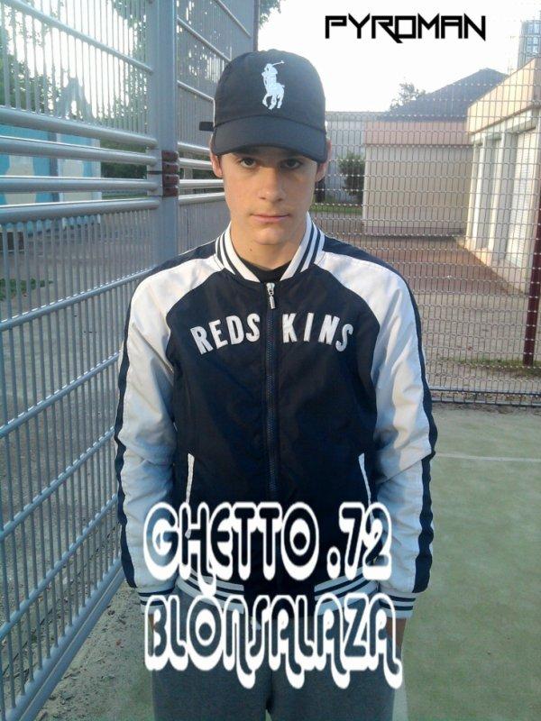 PYROMAN GHETTO SABLONNAIS