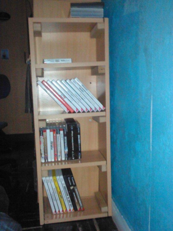 le meuble qui a était mis en place