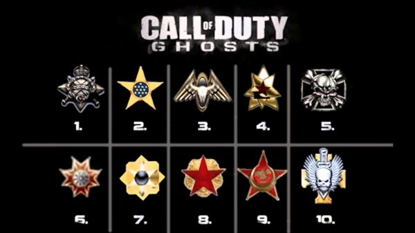 Happèrent sa serré les prestiges pour call of duty ghost
