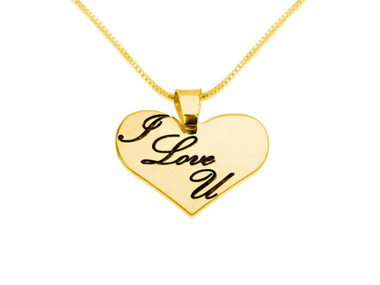 Gift Name Necklace