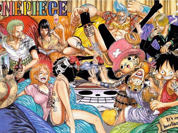 Info film Z One Piece !