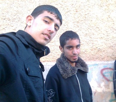 Zakaria (Ben) et Moi