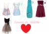 Quels tenues alez-vous choisir ???