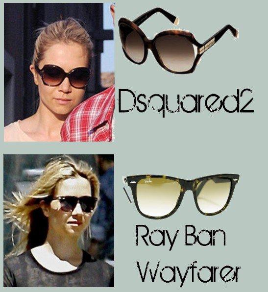 Natalie Franz Sunglasses