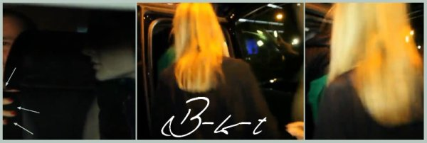 Natalie & Bill Kaulitz in L.A