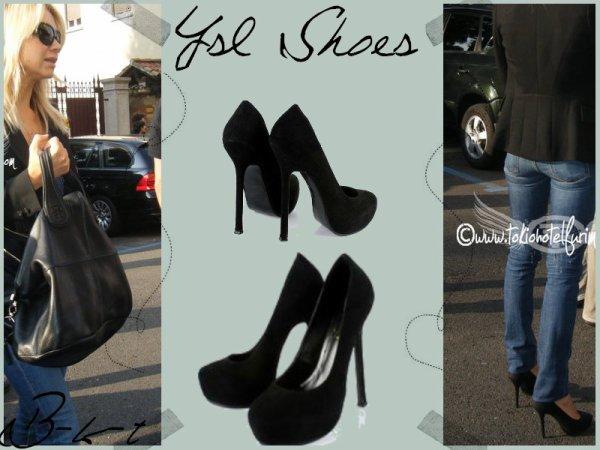 Natalie's shoes
