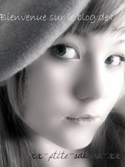 ♥ Ôhayo Mina-san ! ♥                                                                                                                                                                                                                                                                                                                                                                                                  © xx-ptite-sakura-xx