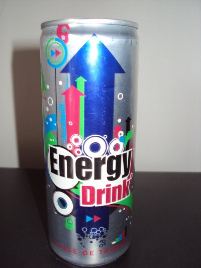 Energy Drink [A base de Taurine]