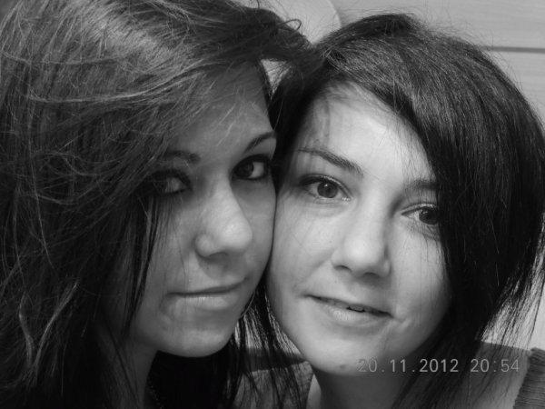Ma soeur. <3