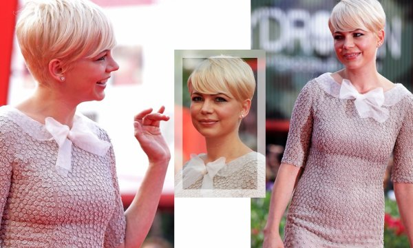 "Michelle Williams Premieres ""Meek's Cutoff"" in Venice [ 5 septembre ]"