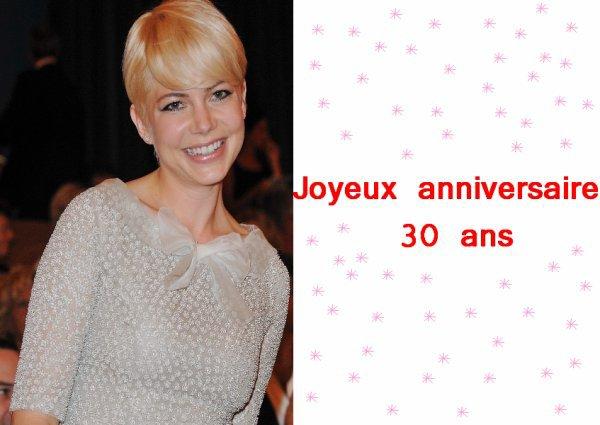 Joyeux anniversaire :)