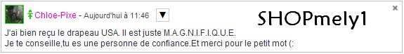 Mes transactions