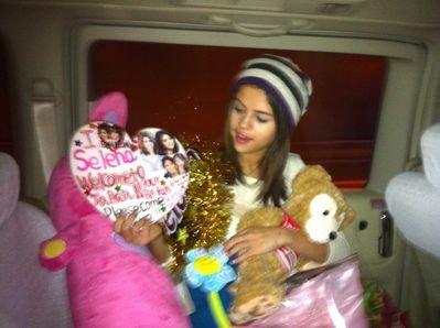 Nouvelle photos de Selena postée sur Instagram