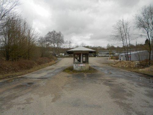 Porte principale ( main gate ) numero 1