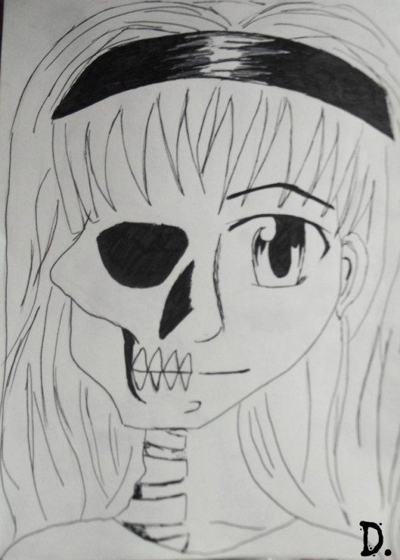 Dessin manga.