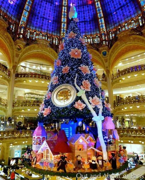 Noël a Paris !!