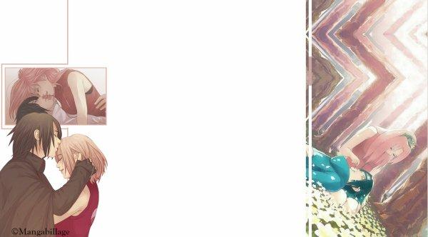 Habillage  387 ~ Commande de Stories-SakuSasu-ofTimi