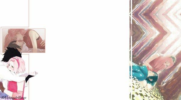 Habillage 389 ~ Sakuke et Sakura