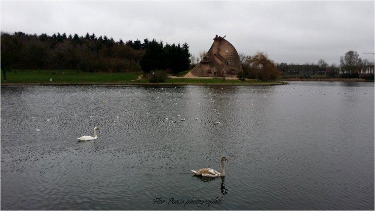 """Promenade autour de la """"Dame du lac"""""""