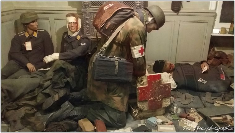 - Le Dead Man's Corner Museum - Saint-Come-du-Mont -