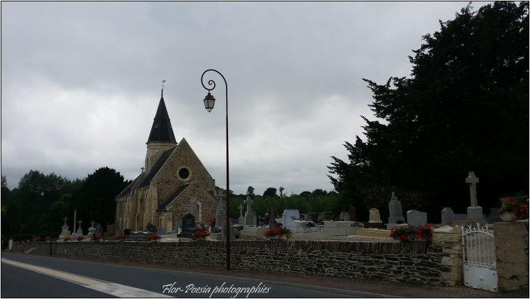Eglise de Bérigny - L'église Saint-Gildard
