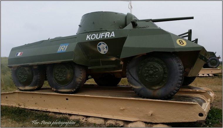 "- Véhicules militaires  ""Normandie""  -"