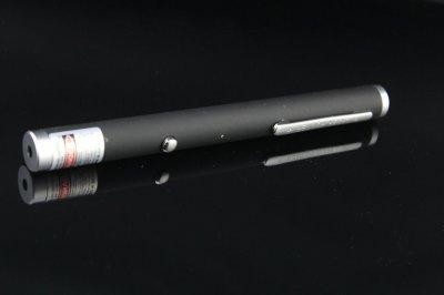 レーザーポインターの使用例