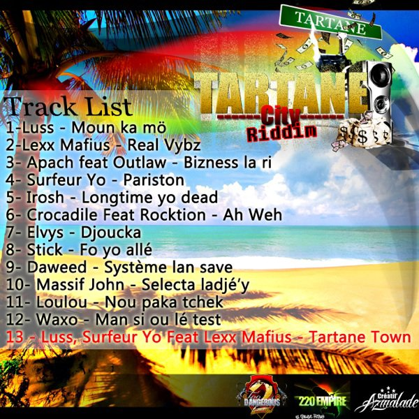 TARTANE CITY RIDDIM
