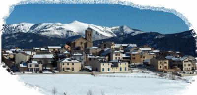 LES ANGLES : station de ski fleuron des Pyrénées Catalanes.