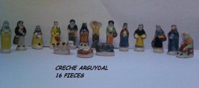 CRECHE ARGUYDAL